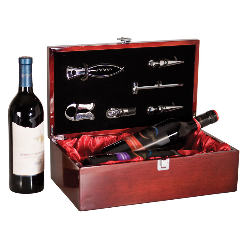 Wine Box - Double Bottle